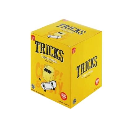 TRICKS馬鈴薯薄餅-原味(18gx10包/盒)