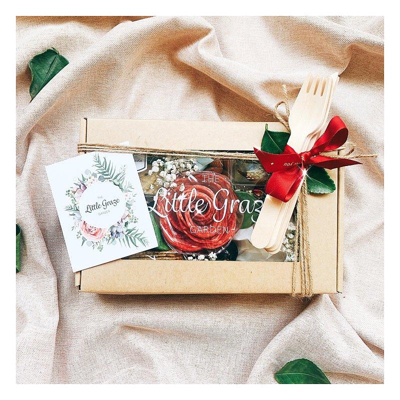 【玫瑰起司禮盒】3-4 人 Rosie Grazing Box