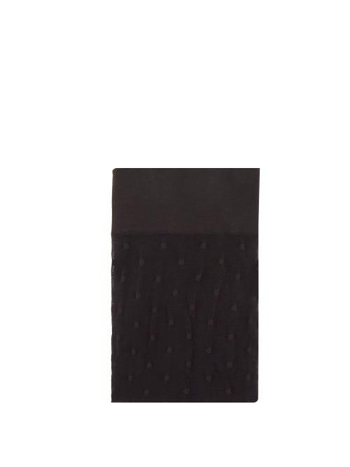Wolford - Laetitia Polka-dot 20-denier Knee-high Socks - Womens - Black