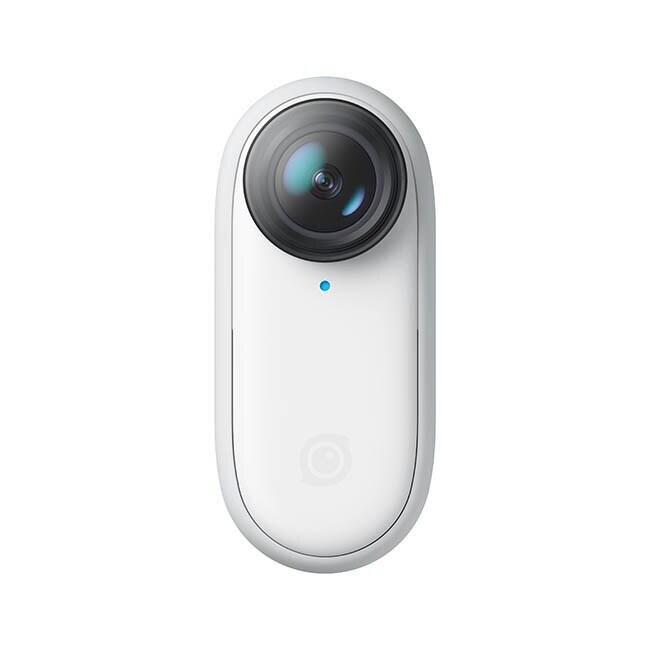 【中壢NOVA-水世界】Insta360 GO 2 拇指運動相機 4米防水 遙控器 多功能 充電盒 先創公司貨
