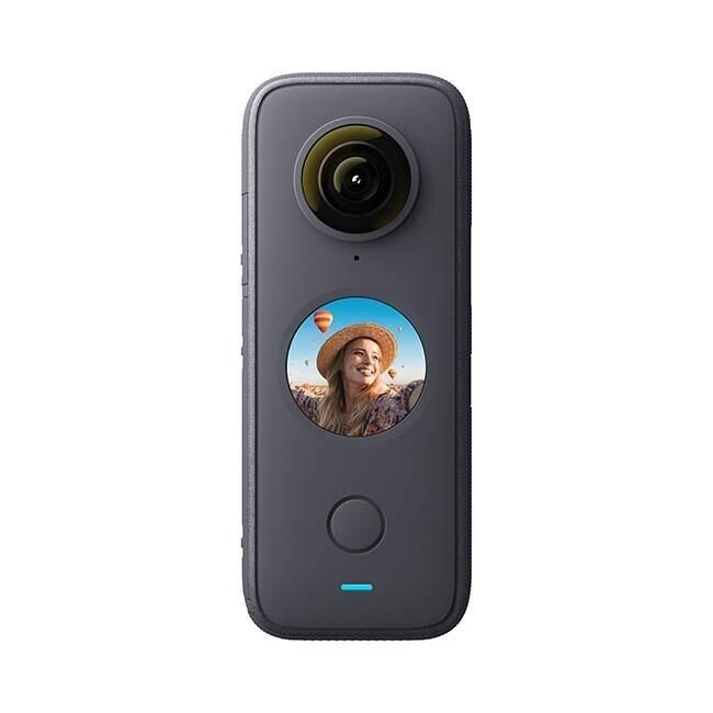 【中壢NOVA-水世界】Insta360 ONE X2 全景隨身相機 超廣角 全景 10米防水 預覽螢幕 先創公司貨