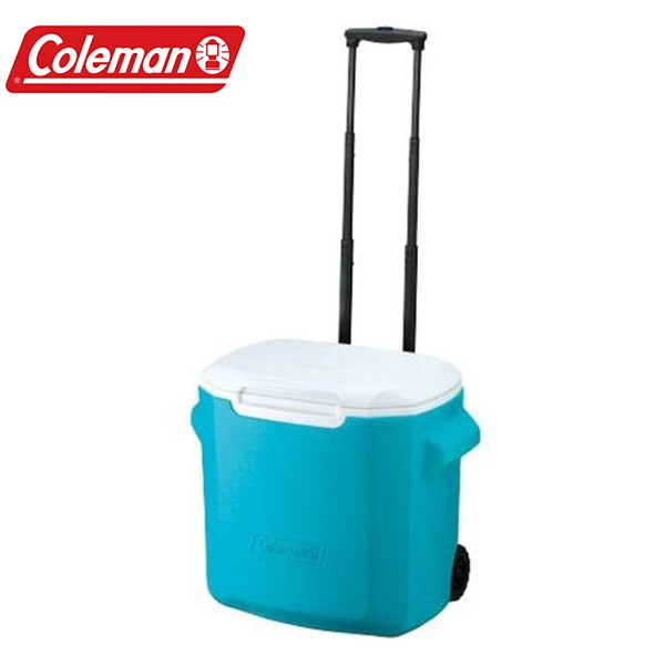 Coleman CM-0029J 26L 拖輪冰桶 天空藍《台南悠活運動家》