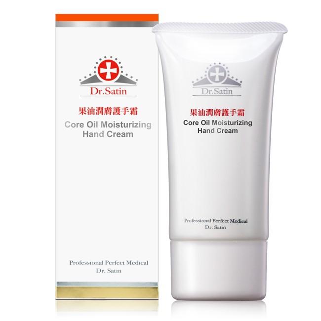 Dr.Satin果油潤膚護手霜45g