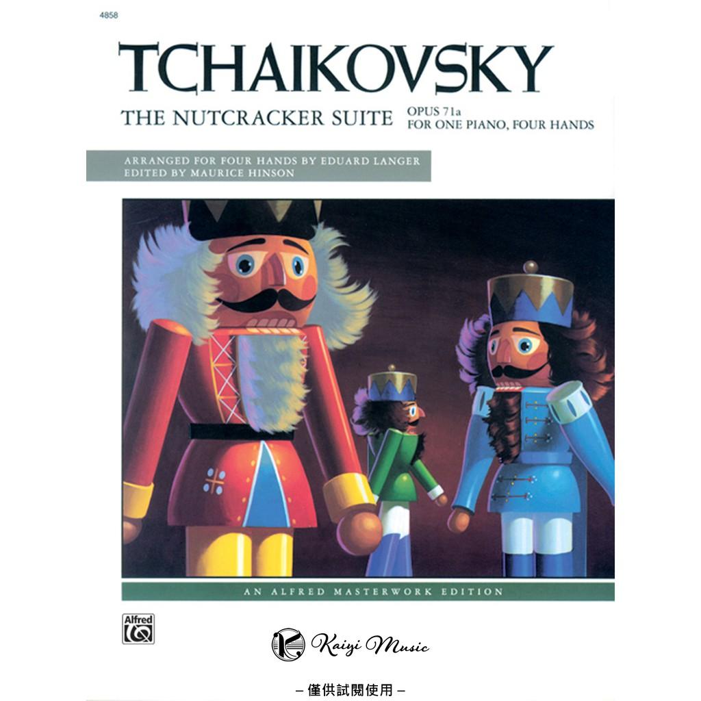 柴可夫斯基:胡桃鉗 鋼琴四手聯彈 Tchaikovsky The Nutcracker Suite Piano Duet
