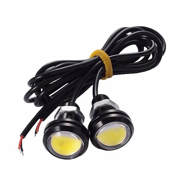 12V小射燈聚光汽車LED鷹眼燈倒車燈牌照燈床頭燈小夜燈(777-10545)