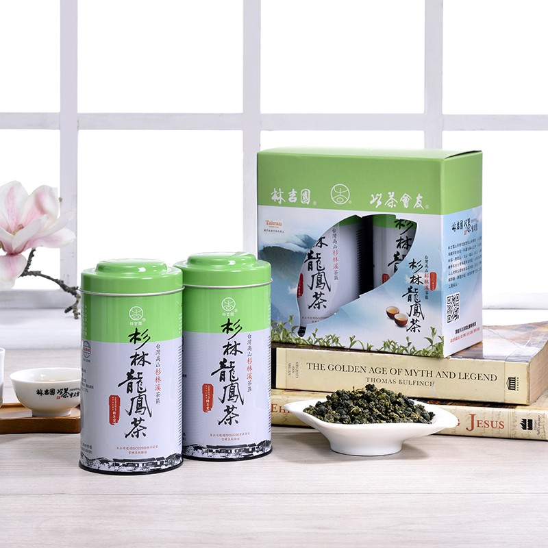 林吉園-杉林龍鳳茶(104)150克/2人(300克)官方直營