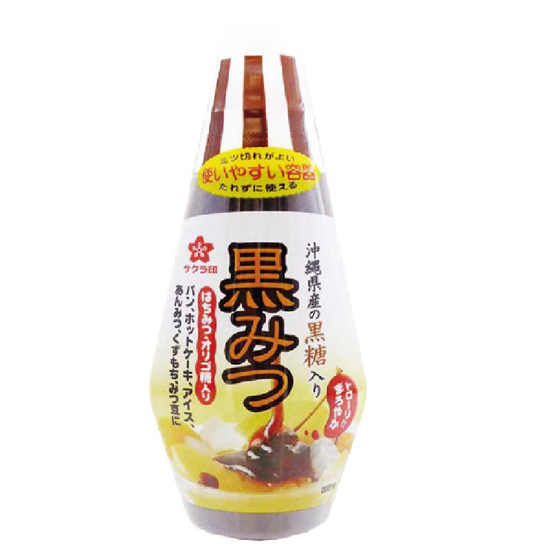 加藤美蜂園本鋪黑蜜醬200g
