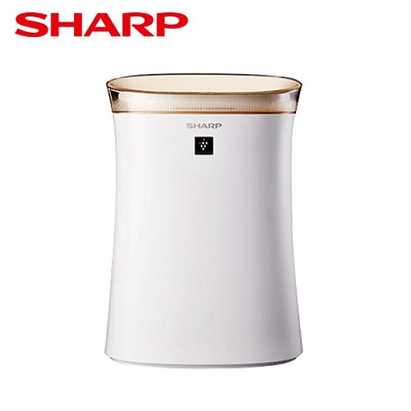 【SHARP夏普】自動除菌離子空氣清淨機 FU-G50T-W