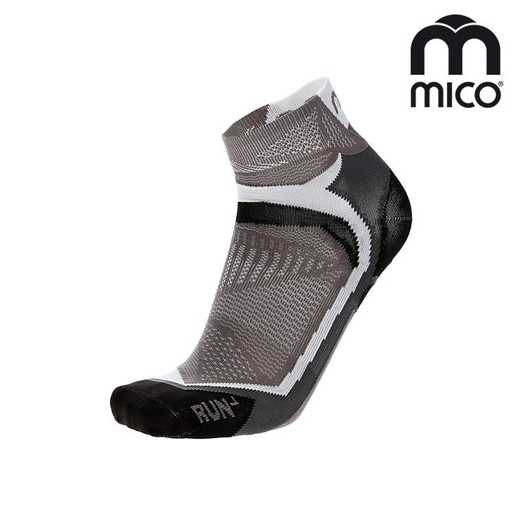 MICO 越野慢跑襪 CA1287 (19) / 城市綠洲 (義大利、越野運動專用、襪子、多功能)