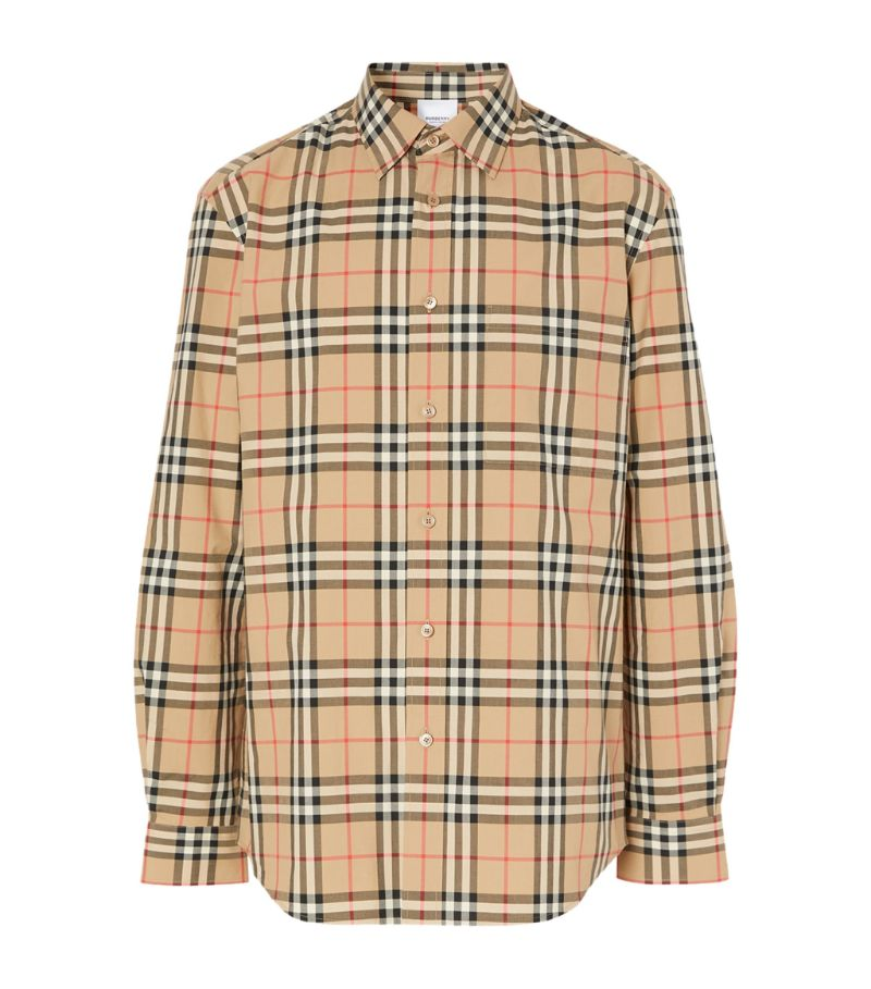 Burberry Logo Vintage Check Shirt