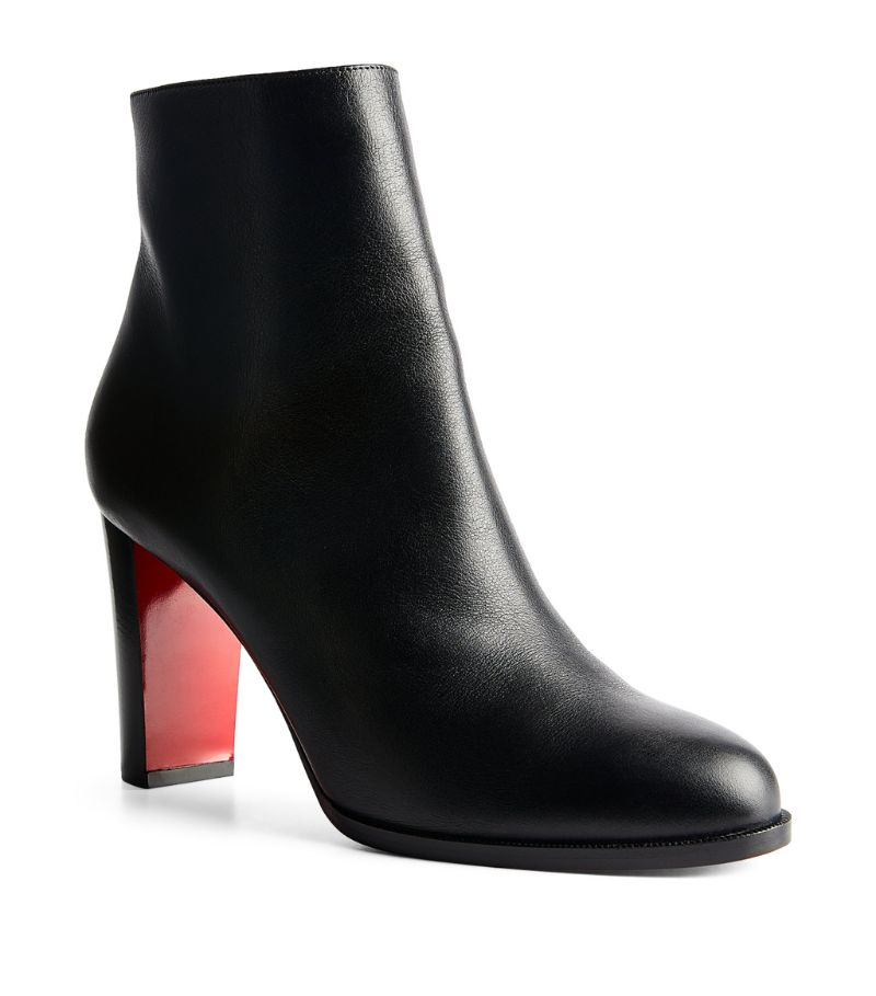 Christian Louboutin Adox Leather Boots 85