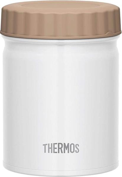 【日本代購】膳魔師 THERMOS 真空隔熱燜燒杯 白色 500ml JBT-500-WH