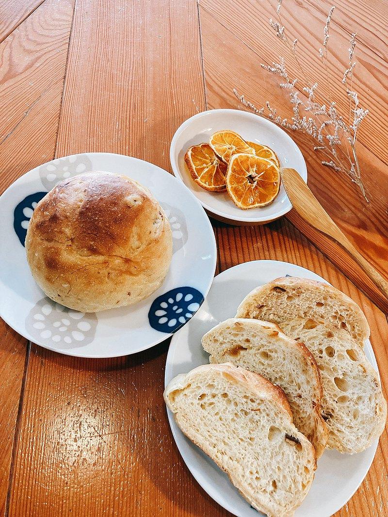 歐式滿意麵包/120g