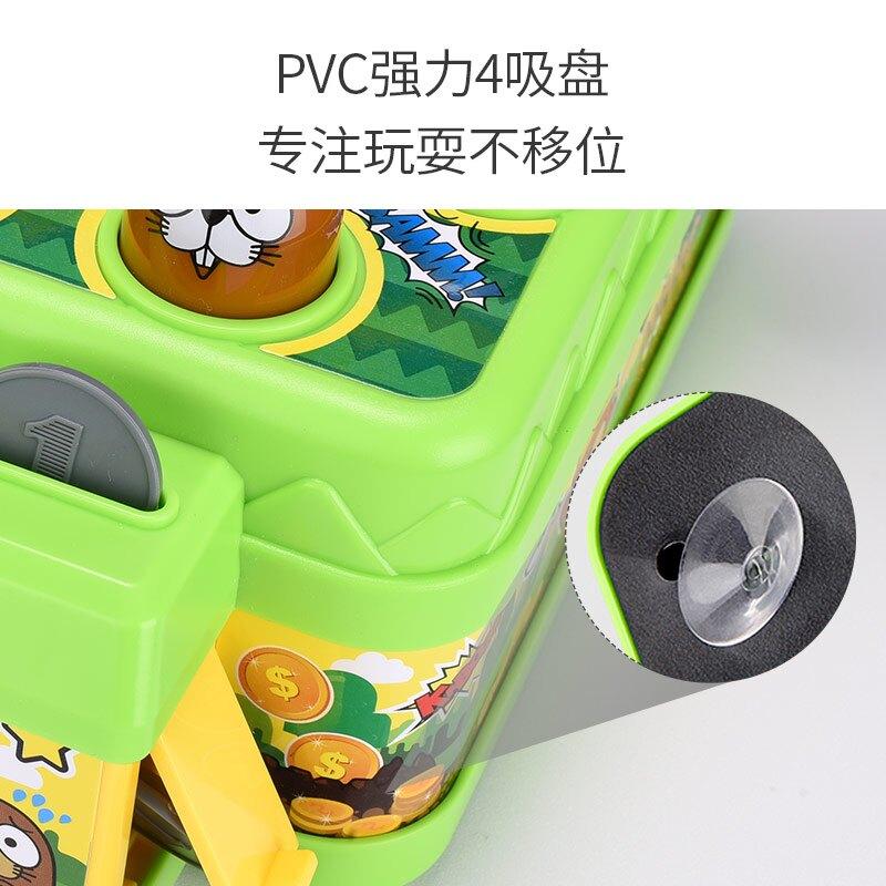 打地鼠玩具 兒童打地鼠玩具 幼兒益智大號敲打游戲電動一歲半寶寶男女孩1-3歲【MJ10871】
