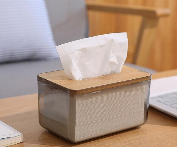 面紙盒 簡約創意紙巾盒家用客廳抽紙盒面紙餐巾紙收納盒ins透明網紅