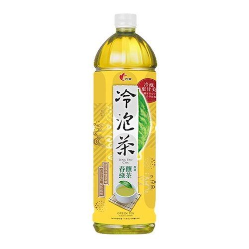 光泉 冷泡茶 春釀綠茶 微糖 1235ml