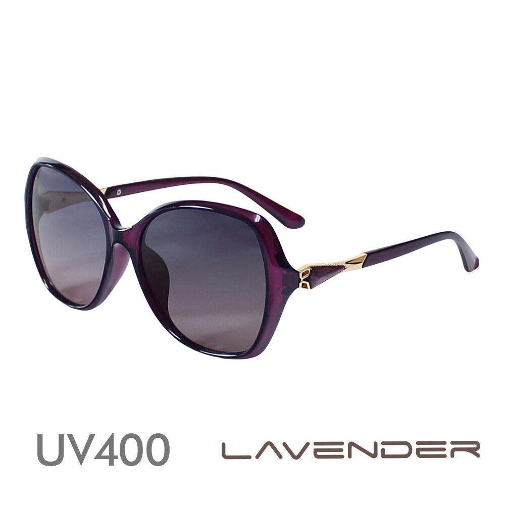 Lavender偏光太陽眼鏡 典雅百搭-羅蘭紫J2060 C3