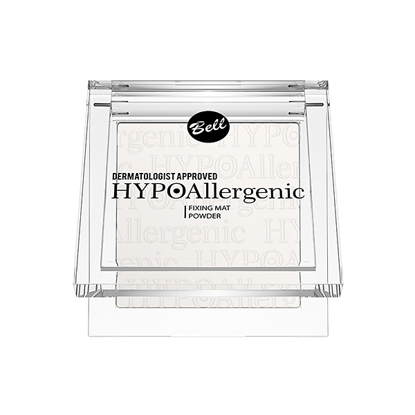 波蘭BELL HYPOAllergenic 柔焦定妝粉餅(9g)【小三美日】
