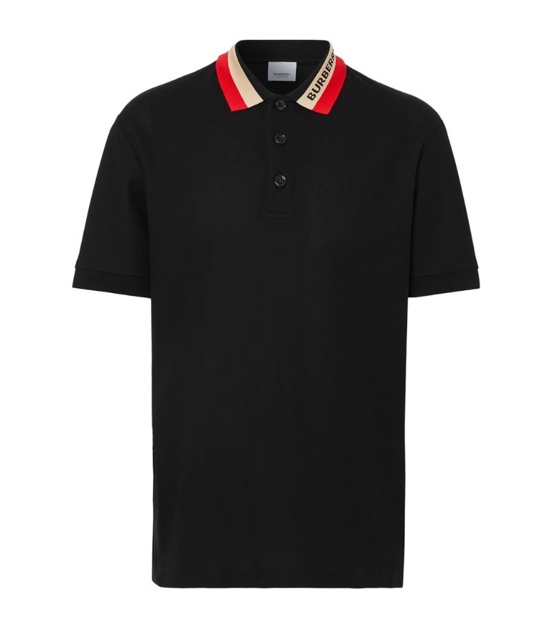 Burberry Logo-Detail Polo Shirt