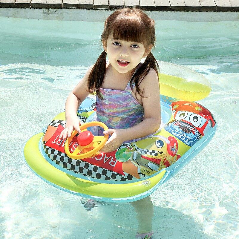 游泳圈兒童坐圈嬰幼兒寶寶腋下趴圈0-1-3-6歲小孩戲水玩具救生圈