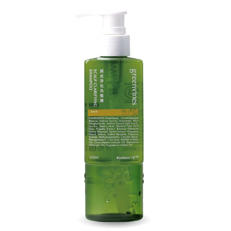 【綠藤生機】頭皮淨化洗髮精250ml