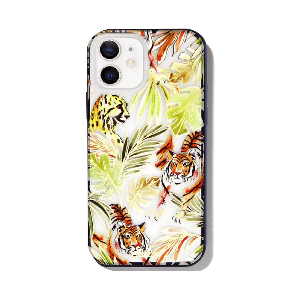 美國 Sonix iPhone 12 / 12 Pro Cool Cats 貓科動物抗菌軍規防摔手機保護殼