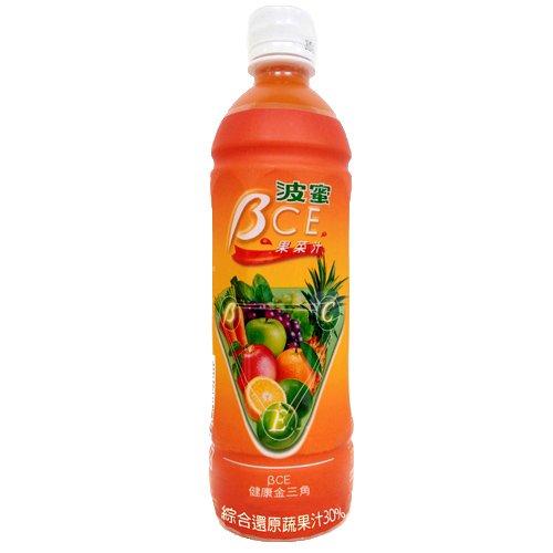波蜜 BCE 果菜汁 580ml