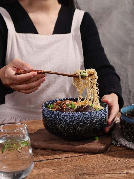 碗 泡面碗帶蓋筷子單個拉面湯碗學生宿舍陶瓷日式超大號容量易清洗