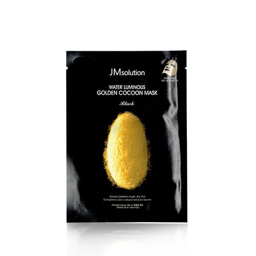 JMsolution 黃金蠶絲蛋白水光面膜(1片)