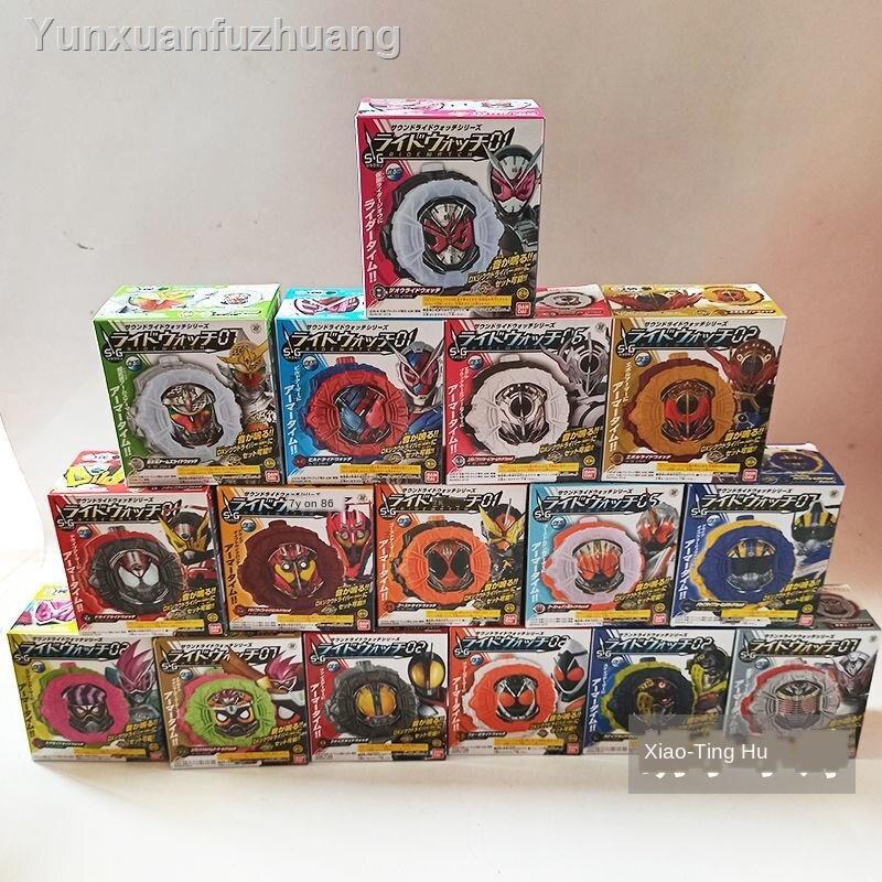 yu 熱賣中 ∈❒(限時特價)假面騎士zi-o時王變身表盤盒蛋萬代日版正版有盒非DX 全館八五折