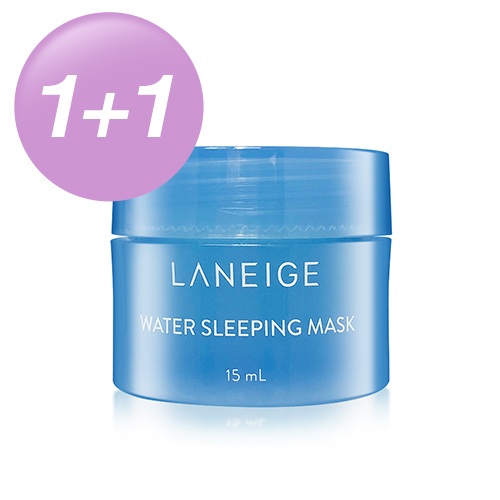 【買1送1】蘭芝LANEIGE 睡美人香氛水凝膜15ml