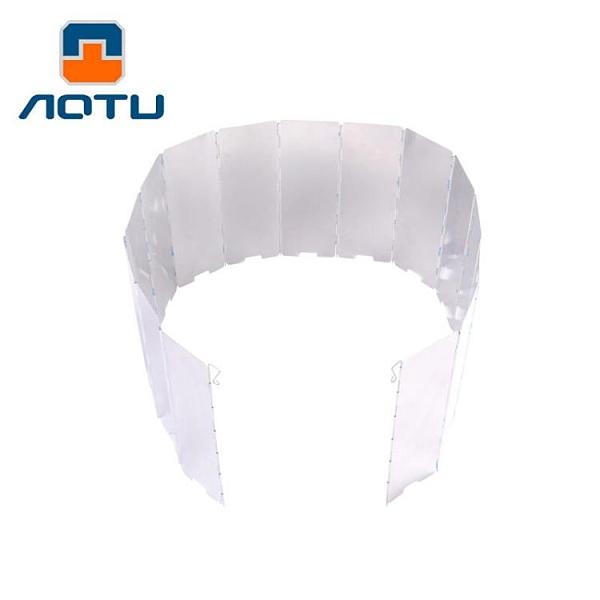 防腐蝕 15片擋風板 帶插銷 戶外鋁合金 表面氧化處理 岩谷適用【6399_AT】
