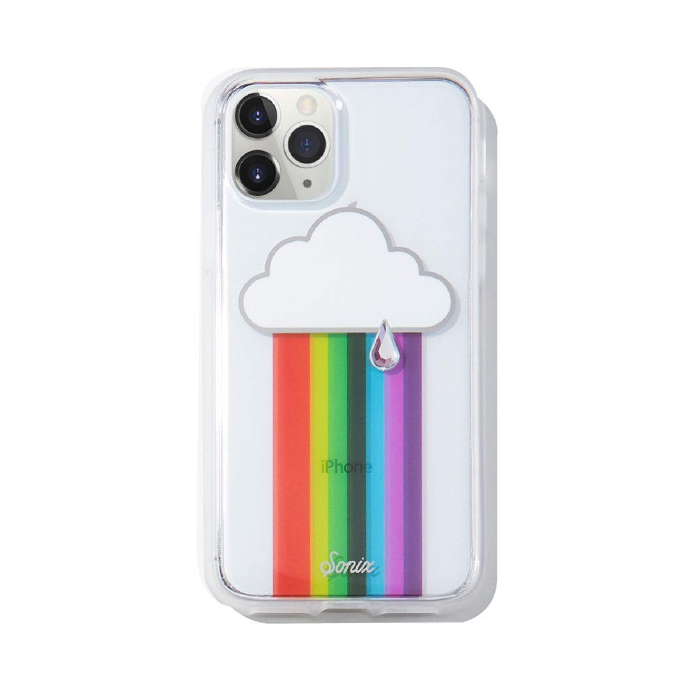 美國 Sonix iPhone 11 Pro Rhinestone Cloudy 雨過天晴軍規防摔手機保護殼