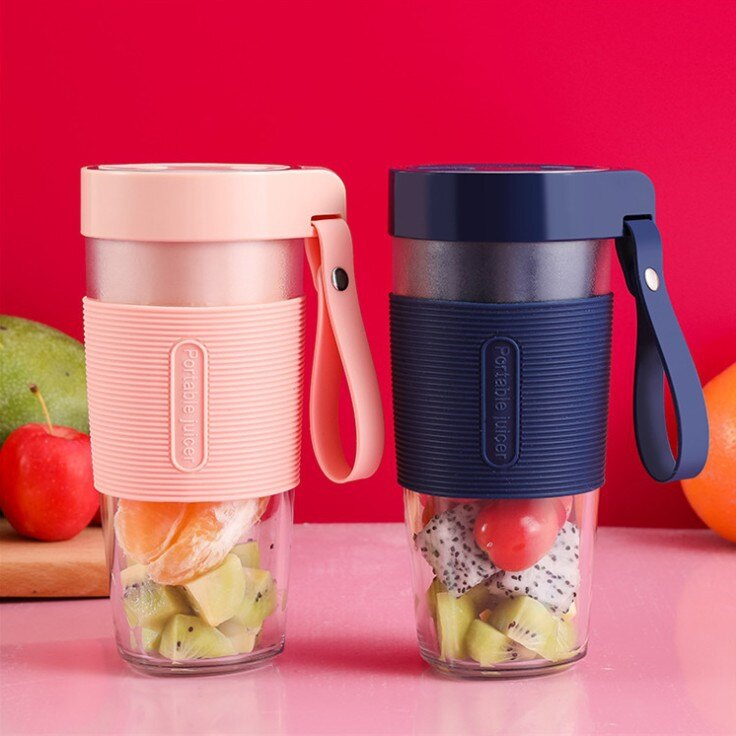 榨汁機 家用迷你榨汁機小型便攜式水果小型USB電動充