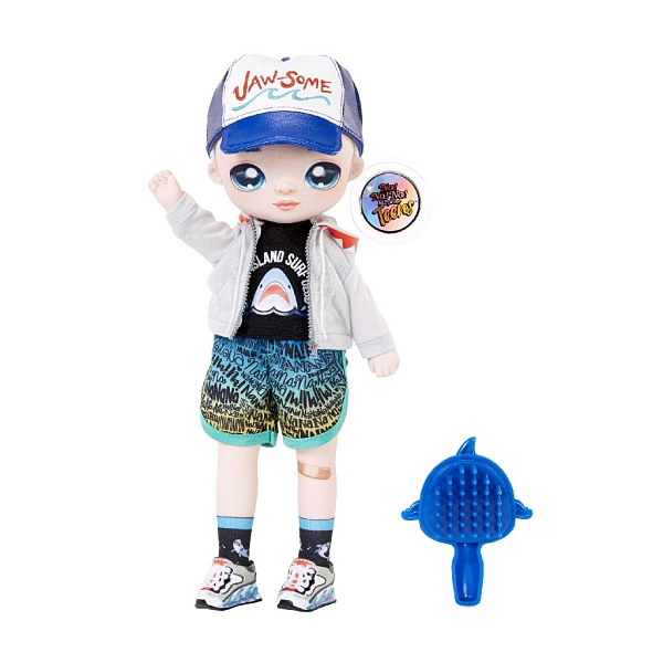 《 MGA Entertainment 》Na!Na!Na!砰砰驚喜11吋娃娃-Quinn / JOYBUS玩具百貨