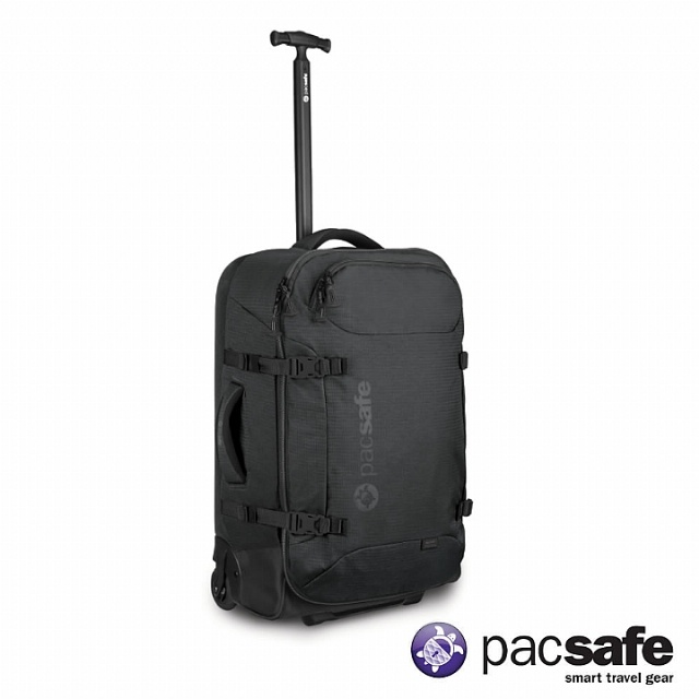 Pacsafe TOURSAFE AT25 防盜旅行箱(73L) 黑色(9900)