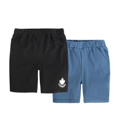 Baby童衣 兒童休閒運動短褲 2件組 21031