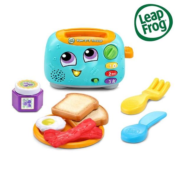 LeapFrog 跳跳蛙 元氣麵包機[衛立兒生活館]