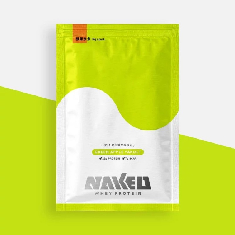 [NAKED] 低糖益生菌乳清蛋白 (36g/包) 蘋果多多