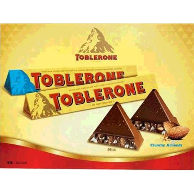 瑞士三角巧克力綜合組 800公克 W103459 COSCO代購