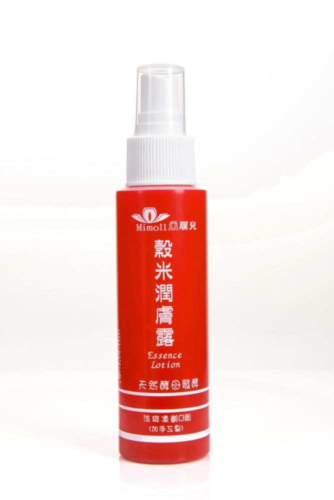 米膜兒Mimoll穀米發酵潤膚露-緊實亮白化妝水100ml噴式