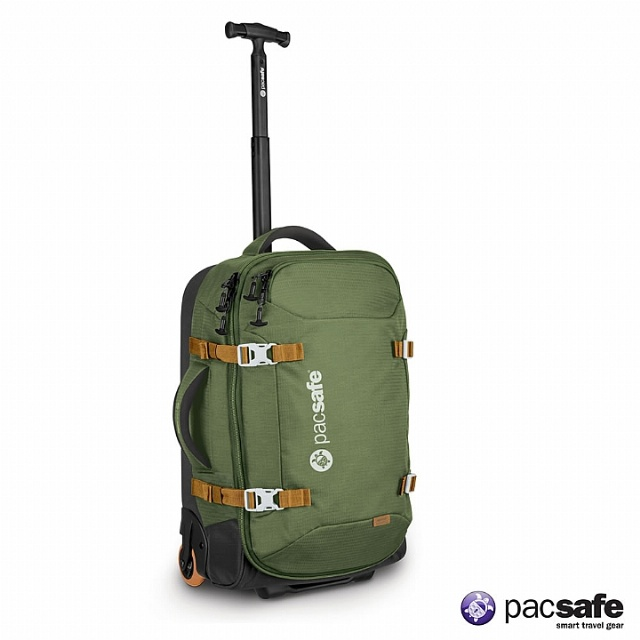Pacsafe TOURSAFE AT25 防盜旅行箱(73L) 橄欖色/卡其色(9900)