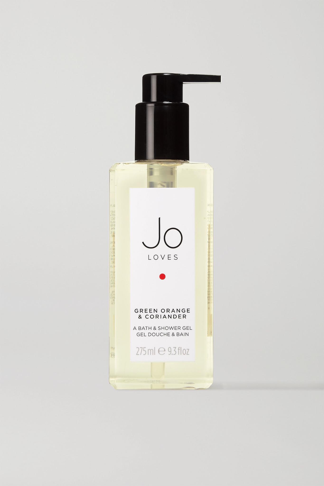 Jo Loves - 沐浴啫喱 - 绿橙、芜荽,275ml - 无色 - one size