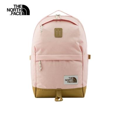The North Face北面男女款粉色舒適防護休閒後背包|3KY5Z32