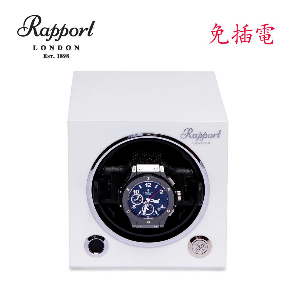 【英國 Rapport EVO 手錶自動上鍊盒】【充電款 免插電 】機械錶上鍊機 機械錶專用 原裝進口