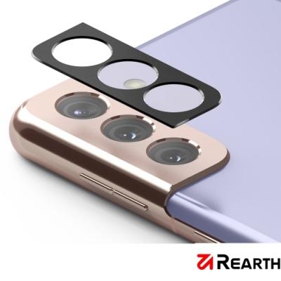 Rearth Ringke 三星 Galaxy S21+ 保護鏡頭金屬框(黑)