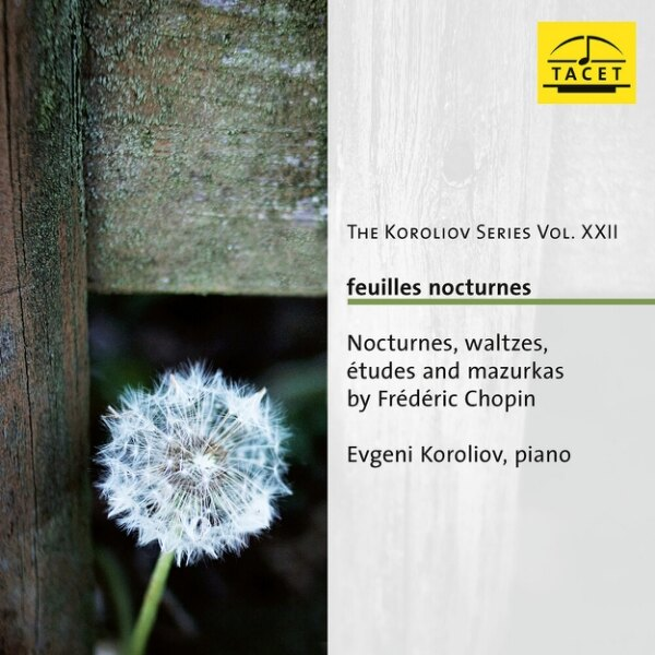 【停看聽音響唱片】【CD】柯洛里奧弗:蕭邦鋼琴作品集