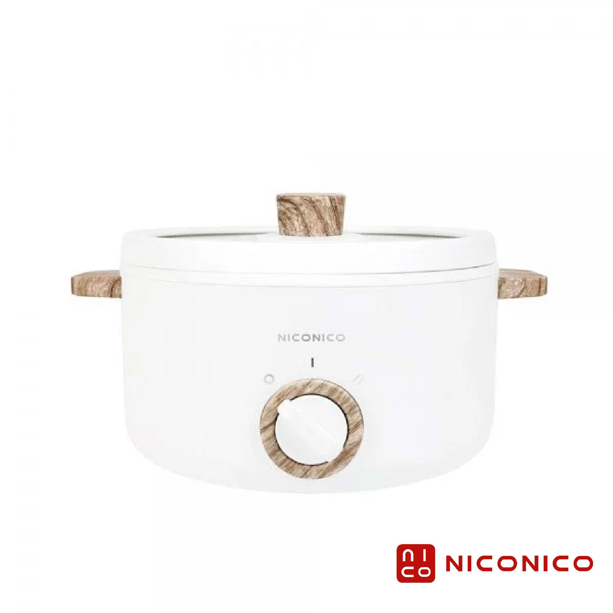 【NICONICO奶油鍋系列】日式陶瓷料理鍋1.5L