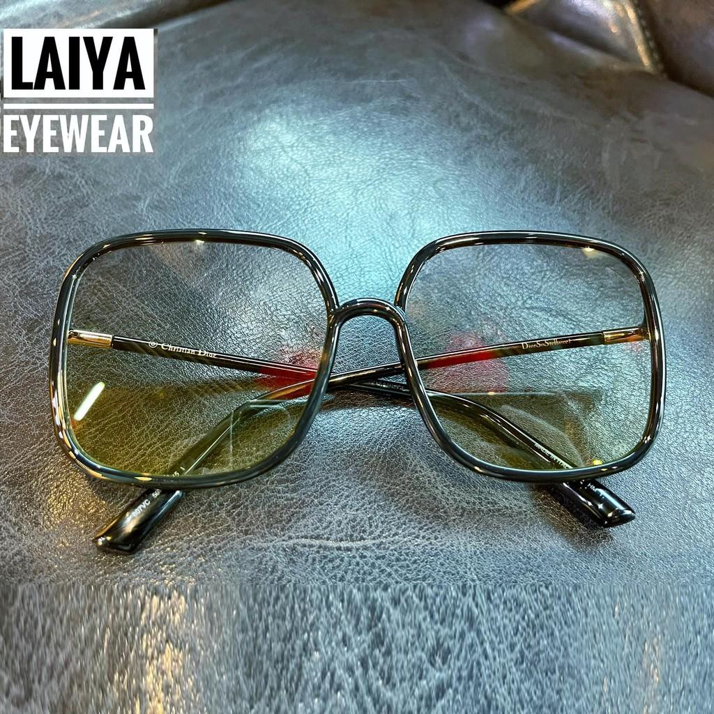 DIOR 太陽眼鏡膠框 方形墨鏡 修飾臉型 [萊亞光學眼鏡]