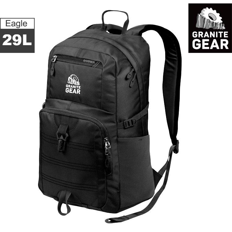 Granite Gear 1000012 Eagle 休閒後背包(29L) / 黑色